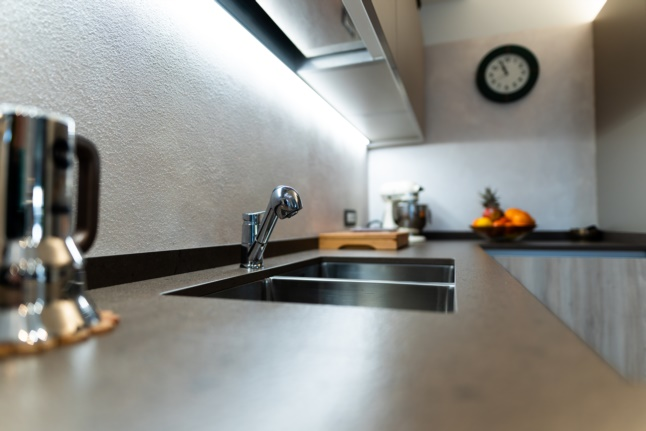 cucina_design_lavello